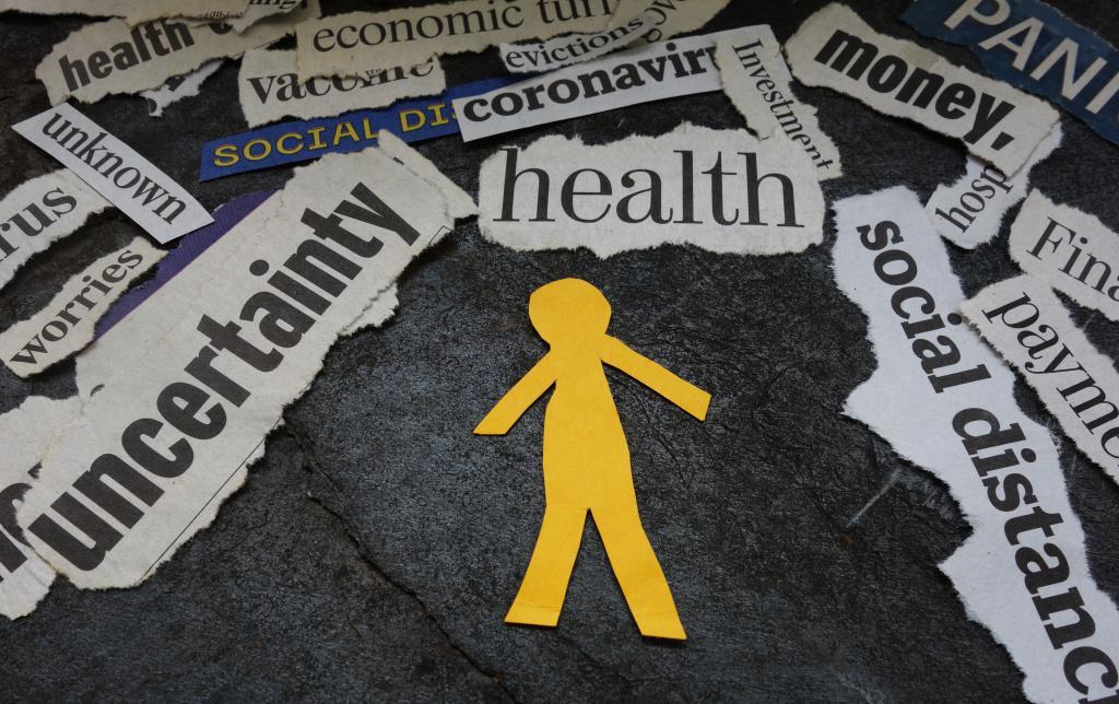 Хората имат нужда и от психологична подкрепа поради пандемията